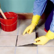 How to Replace a Floor Tile on the Outer Banks!