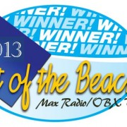 """CK Is """"Best Of The Beach"""" In 2013!"""